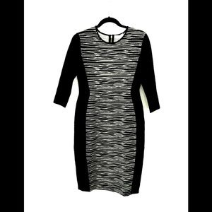 Hugo Boss Knit Pencil Dress